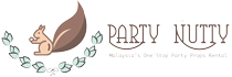 Party Nutty Logo